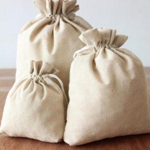 Мешочки для упаковки подарков